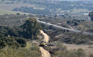 Un nuevo sendero permitirá ir a pie o en bici de Plasencia a Malpartida