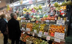 Los precios se moderan y cierran el año con una subida del 1,1 % en Extremadura
