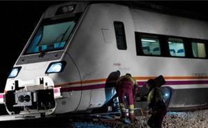 Ábalos ve «inadmisible» el sabotaje del tren extremeño descarrilado en Toledo