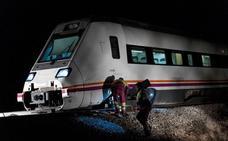 El comité de empresa de Adif confirma que el descarrilamiento del tren en Torrijos fue un sabotaje