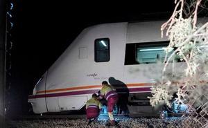 Adif presentará una denuncia tras el sabotaje de Torrijos por «grave riesgo para la circulación»