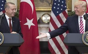Turquía asegura que EE UU se retirará «completamente» de Siria
