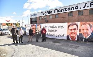 El Gobierno reduce en 1,2 millones de euros la inversión en Martín Palomino