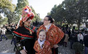 Tendrán un diploma quienes acudan con traje típico a los Santos Mártires