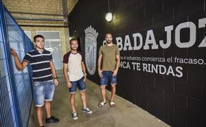 El Badajoz hace sitio para reforzarse