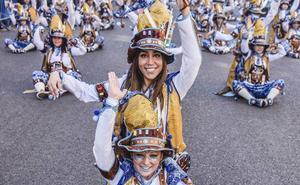 El sambódromo del Carnaval de Badajoz se ubicará al final en Puerta Palmas