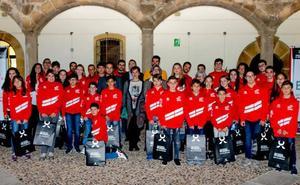Las becas 'Diputación contigo' volvieron a superar su registro en 2018