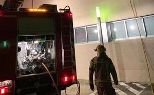 Un incendio obliga a evacuar la residencia de Plena Inclusión en Alcántara