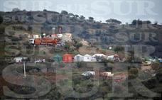 La Guardia Civil halla restos biológicos de Julen en el pozo
