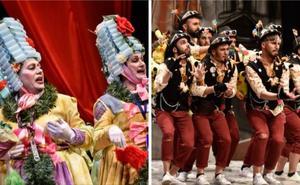 Krma y Los Chalaos se caen del concurso de murgas de Badajoz, que se queda con 24