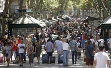 Sexto récord anual consecutivo en las llegadas de turistas y también en su gasto