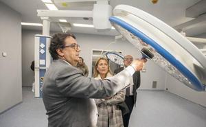 El Hospital Universitario de Cáceres atenderá los primeros 2.700 pacientes en enero