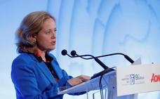 Calviño reclama a los bancos que contribuyan a tener «buena reputación»