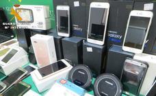 Desarticulada una banda que había estafado casi tres millones con falsas contrataciones y portabilidades telefónicas