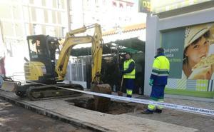 Los vecinos de Ricardo Carapeto en Badajoz, otra vez sin agua