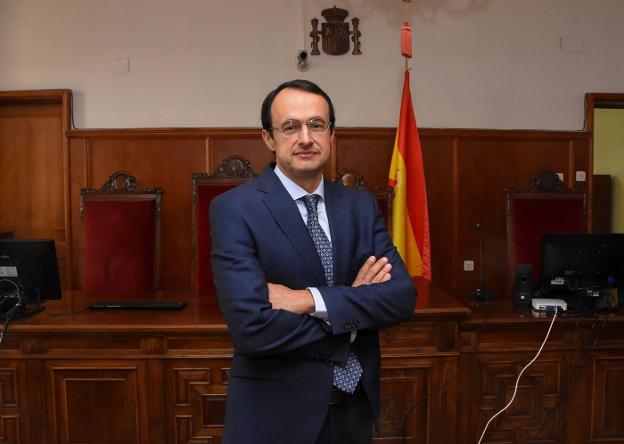 Luis Romualdo Hernández toma posesión como presidente de la Audiencia de Badajoz este viernes