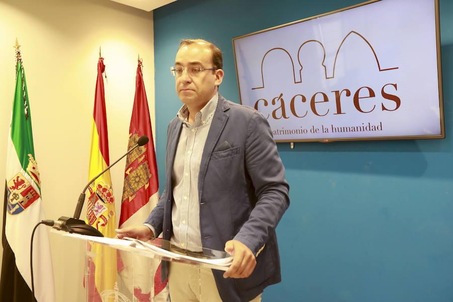 El Ayuntamiento de Cáceres asegura que el presunto agresor sexual «está vigilado»