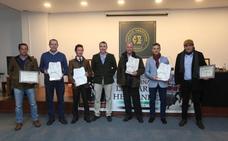 La asociación Leonardo Hernández entregó los premios Emérita Augusta