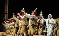 32 agrupaciones participan en el concurso del Carnaval Romano