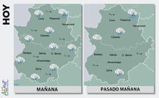 La lluvia será protagonista el fin de semana en Extremadura