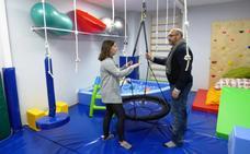 Aratea incorpora a su centro una sala de Integración Sensorial