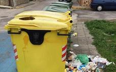 Campaña de control para el buen uso de los contenedores de basura en Talayuela