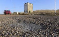 La pavimentación del polígono El Prado de Mérida empezará en febrero y se hará de noche