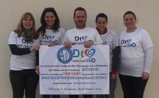 Acdof recauda 5.810 euros en el reto 'Diabetes Cero' de Oliva de la Frontera