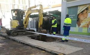 Los vecinos de Ricardo Carapeto en Badajoz, cuarto día consecutivo sin agua