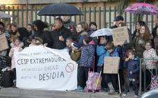 Colegios de Cáceres a la espera de obras