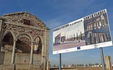 La reforma de la Capilla de Santa Isabel de Villanueva costará más de 500.000 euros