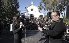 El Paseo Alto de Cáceres acoge hoy la romería de los Santos Mártires