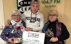 Recaudan 1.100 euros en Almaraz para luchar contra el cáncer
