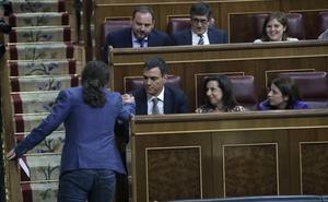 El PSOE teme que el visible declive de Podemos lastre su opciones tras el 26-M