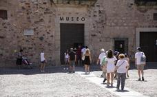 El Museo de Cáceres encabeza la lista de los centros culturales más visitados