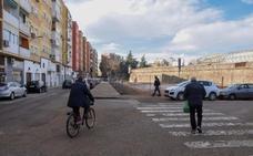 Las obras del corredor verde de la muralla de Badajoz empezarán esta primavera