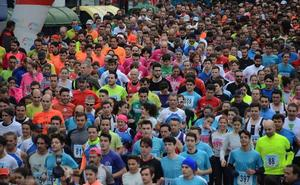Casi 3.000 corredores participarán en la 35 'Vuelta al Baluarte' de Badajoz