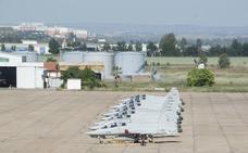 Licitan la construcción de un hangar en la base de Talavera para aviones no tripulados