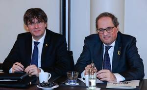 Puigdemont no descarta presentarse como candidato en elecciones europeas