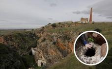 Las minas de Aldea Moret siguen teniendo zonas peligrosas con pozos sin sellar