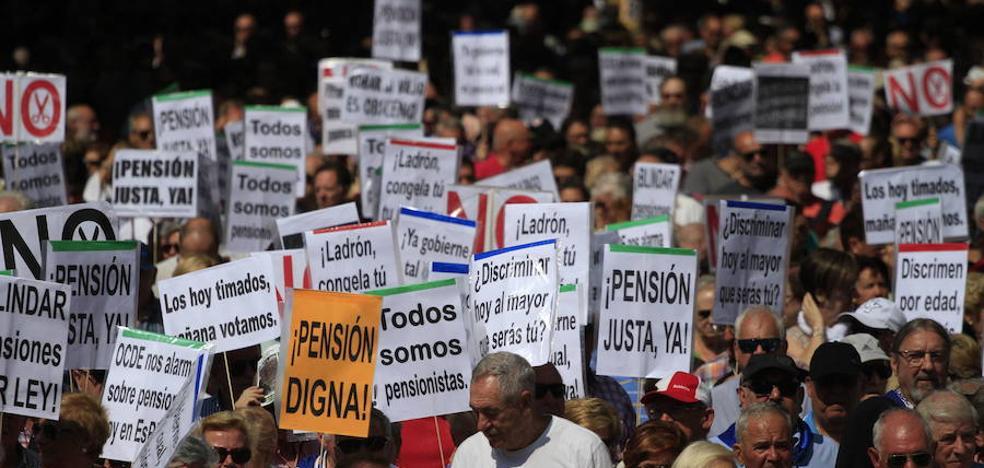Pensionistas insolidarios