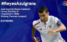 El Extremadura ficha a Reyes