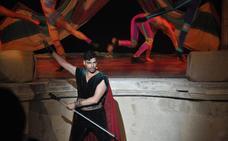 Rodetacón lleva a Sara Montiel al escenario en su nuevo montaje