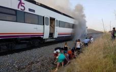 El Rey trasladará a Fomento las reivindicaciones sobre el tren extremeño