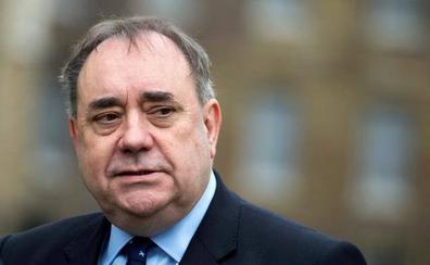 Alex Salmond, acusado de múltiples delitos sexuales