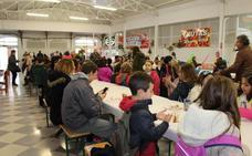 El desayuno saludable inicia los actos de Santa Brígida en Zafra