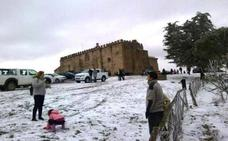 Un concurso promociona el invierno en Tentudía