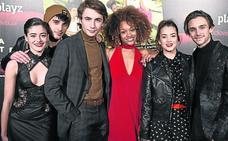 TVE lanza su serie juvenil 'Boca Norte'