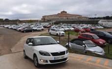 La zona centro de Badajoz perderá 600 plazas de aparcamiento este año