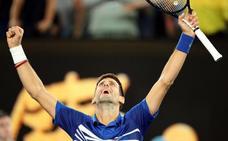 Djokovic se cita con Nadal en la final